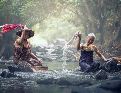 Hädavajalikud pesupesemise nipid reisil olles