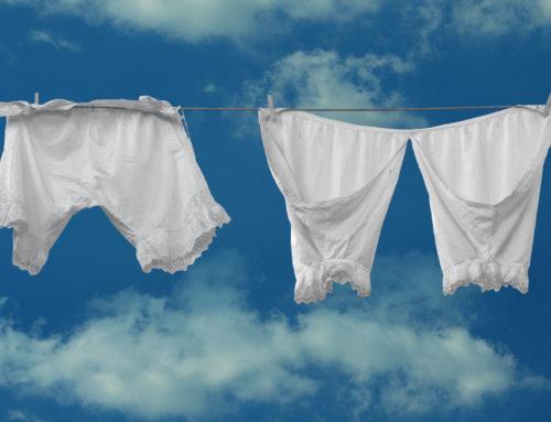 Kuidas hoida valged riided säravvalged?
